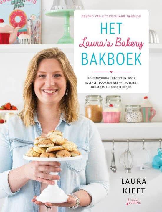 Het laura's bakery bakboek, patesserie.com, boekentip, bakboek