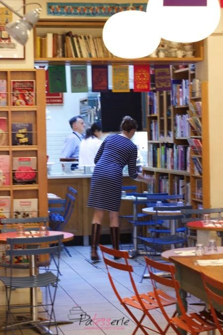 books for cooks, patesserie.com, patisserie hotspots in londen