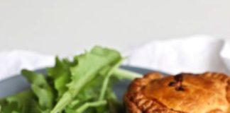 mini pies met stoofvlees, patesserie.com