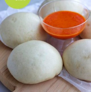 {Foodblogswap} Bapao broodjes met chili saus