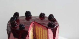 gestreepte bramen taart, patesserie.com