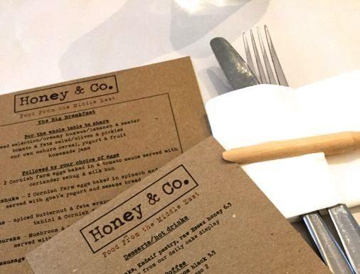 ontbijten bij honey en co, patesserie.com