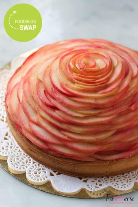 roos appeltaart, patesserie.com, foodblogswap, appeltaart, patisserie