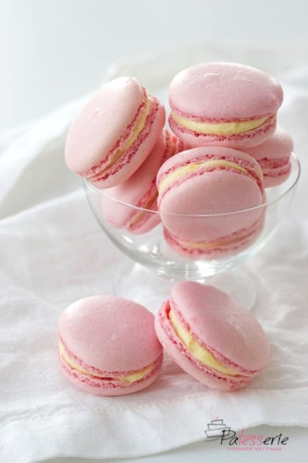 macarons ingredienten
