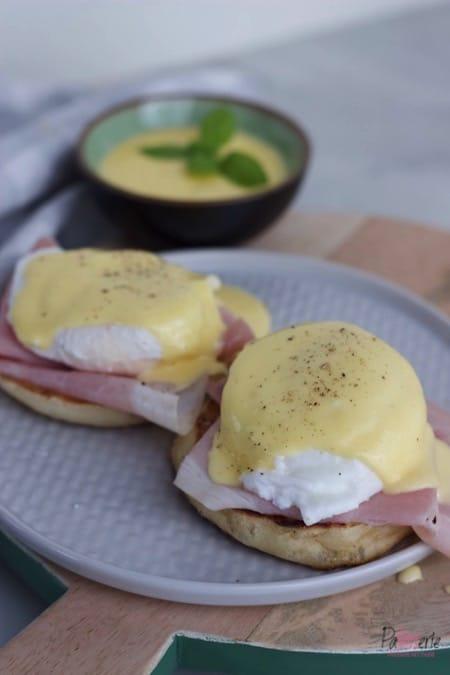 eggs benedict, patesserie.com, ontbijt