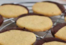 hazelnootkoekjes met sinaasappel, patesserie.com