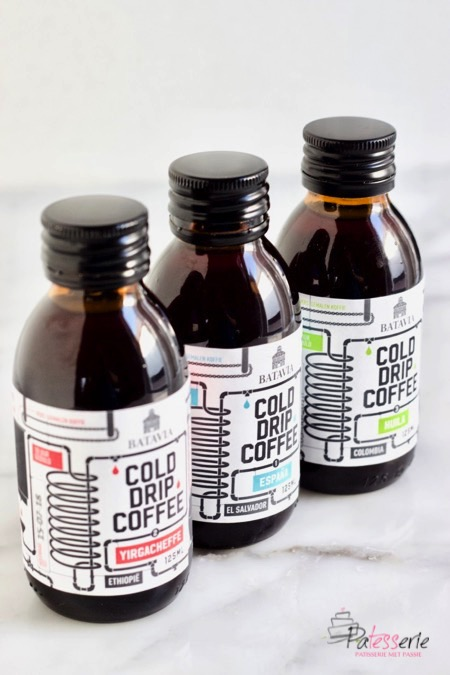 granité van cold drip coffee