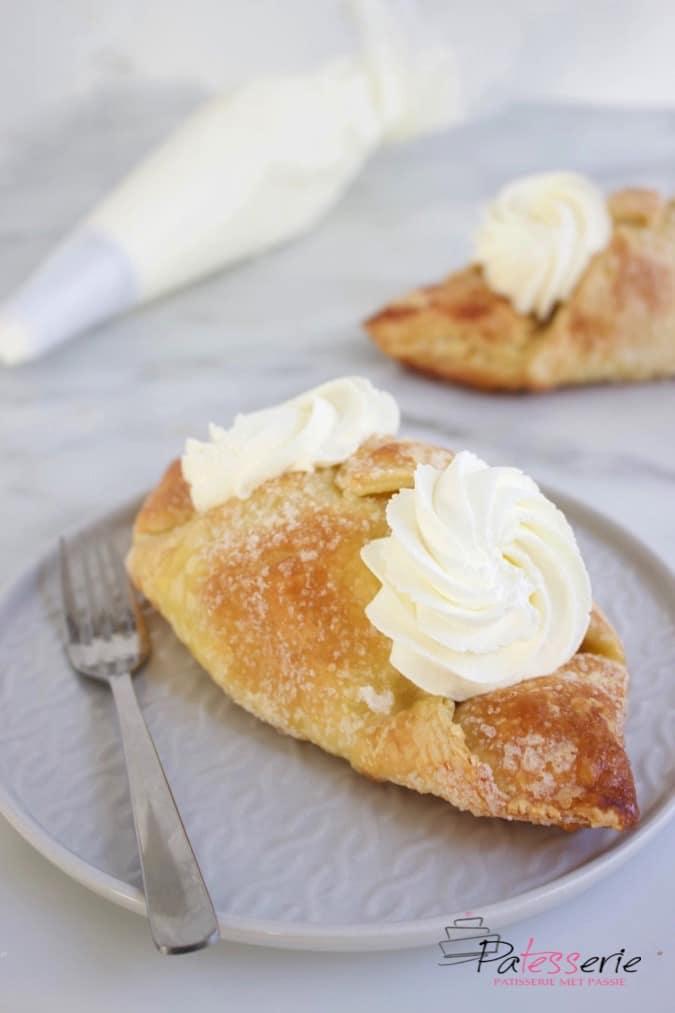 appelmandjes met slagroom, patesserie.com