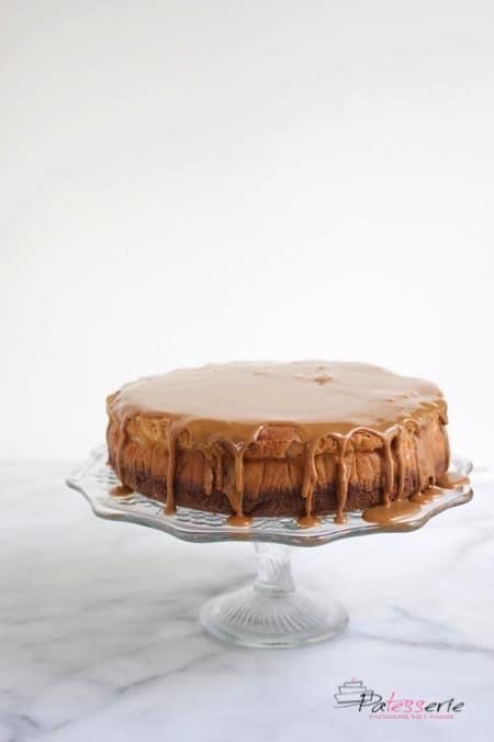 speculoos cheesecake, patesserie.com