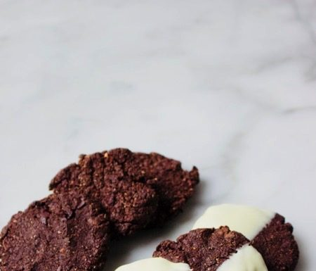 Chocolate chip cookies met hazelnoot , patesserie.com