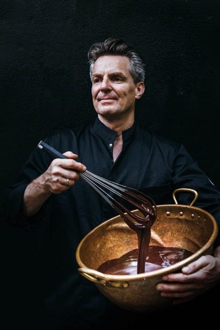 chocoladebijbel, auteursfoto Kees raat