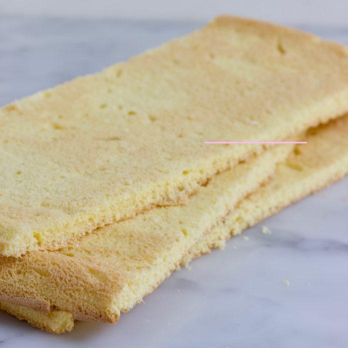 Biscuit van de bakplaat