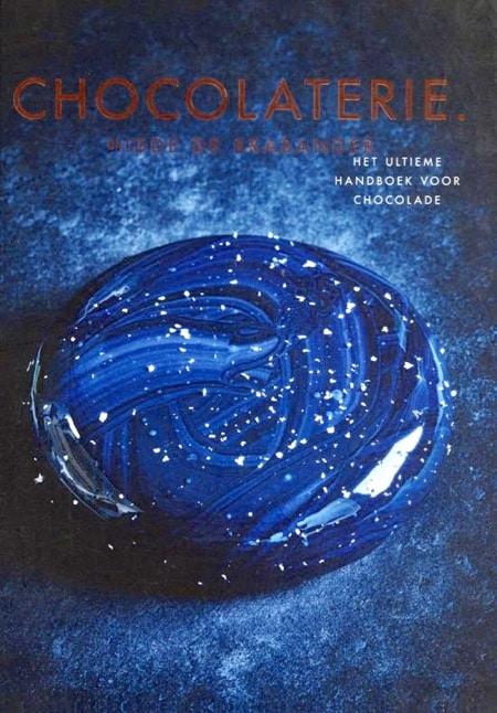 boek chocolaterie van Hidde de Brabander