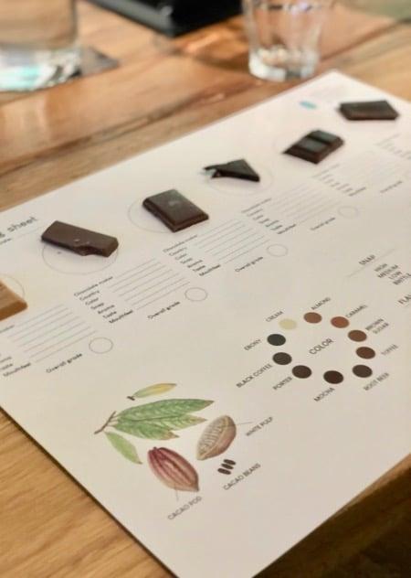 kadotips voor chocoladeliefhebbers, ticket voor tastings en pairings