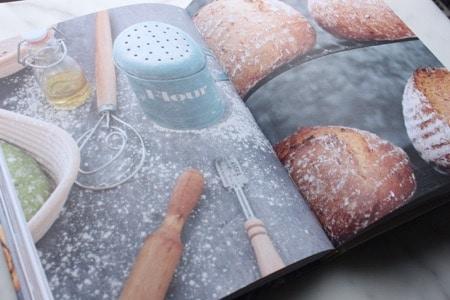 het 3e boek van Levine Broodjes uit eigen oven zoet en hartig, impressie van het boek