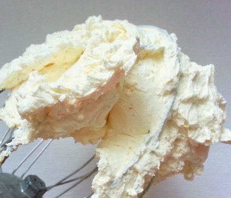 vanille botercreme
