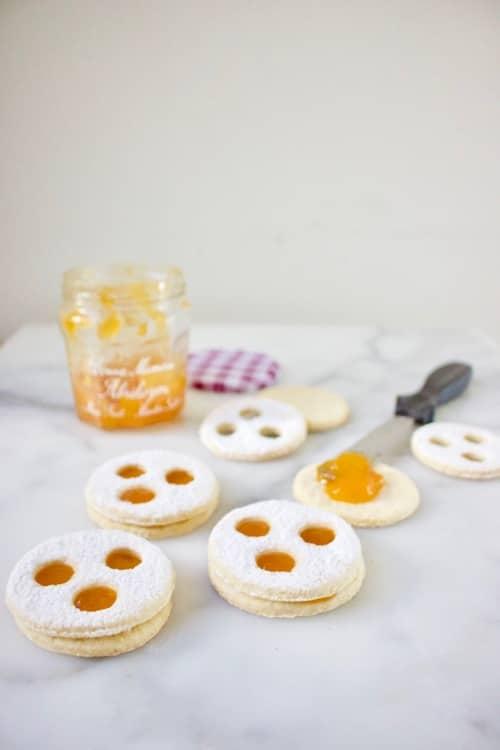 abrikozen koekjes