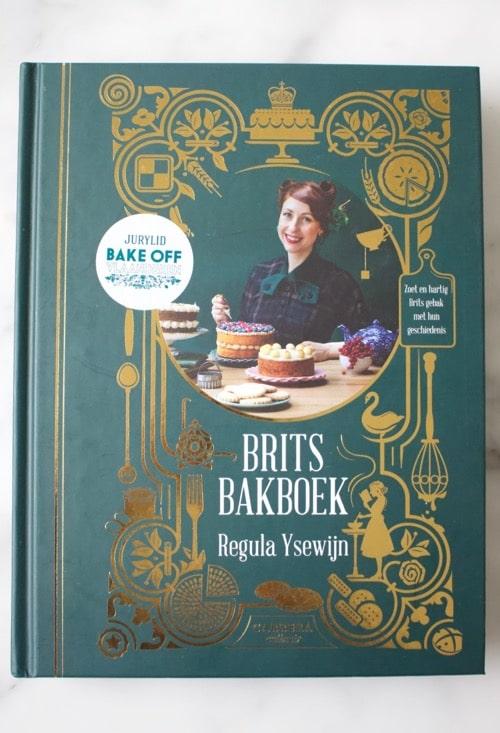 Brits Bakboek Shortbread recept