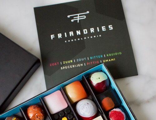 Friandries Chocolade bonbon doos Tilburg