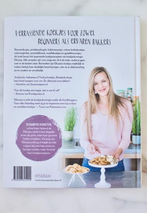 Boekentip: 100 luxe koekjes van eigen deeg / Amandelbloemen