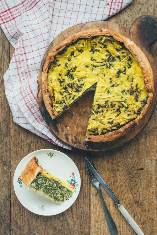 taart-ende-koeck-vegan-bakboek-spinazietaart
