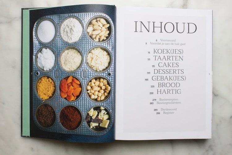 inhoudsopgave rutger bakt de allerbeste 100 recepten