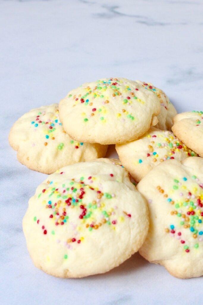 maizena koekjes / surinaamse gomma koekjes