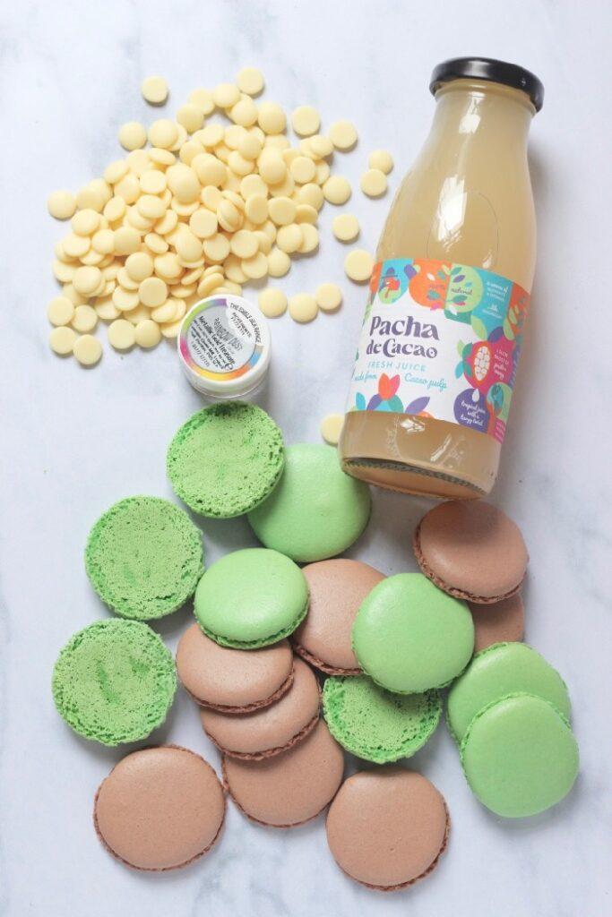 cacaojuice bonbon ingredienten